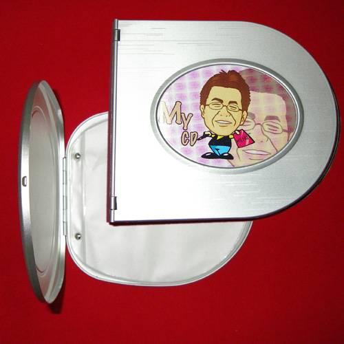 CD盒(12片裝)